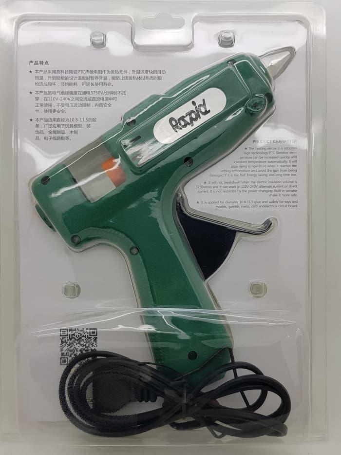 ... Glue Gun RAPID 40w & 80watt / Alat Lem Tembak Hot Melt GLUE GUN ...