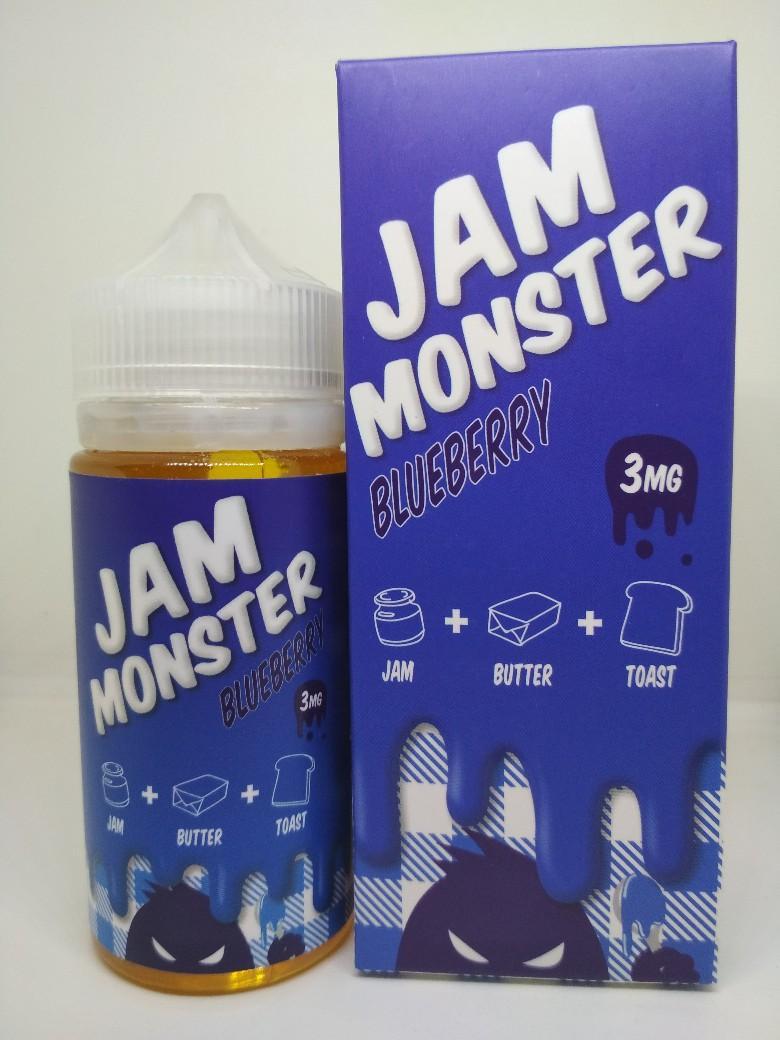 Diskon Besarjam Monster Blueberry 100Ml