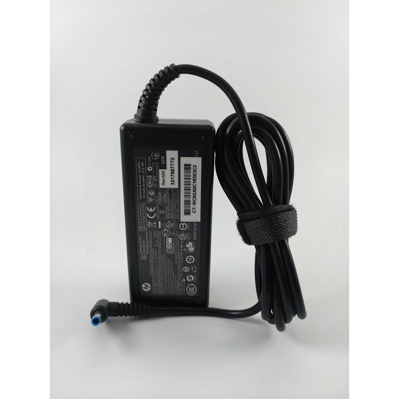 Beli Hp Original Adaptor Charger Laptop Notebook 19 5V 3 33A Kepala Biru Berikut Kabel Power Hp Murah