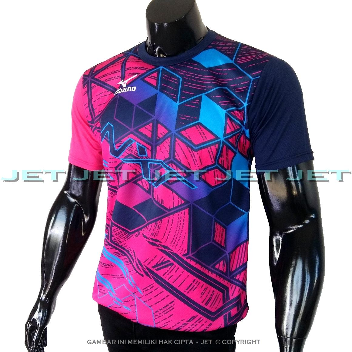 Baju Celana Olahraga Kaos Setelan Badminton Jersey Bulutangkis Navy. Source · JeT Sports - Kaos Olahraga M L XL - Dri Fit Sport Jersey - Replica - Segala