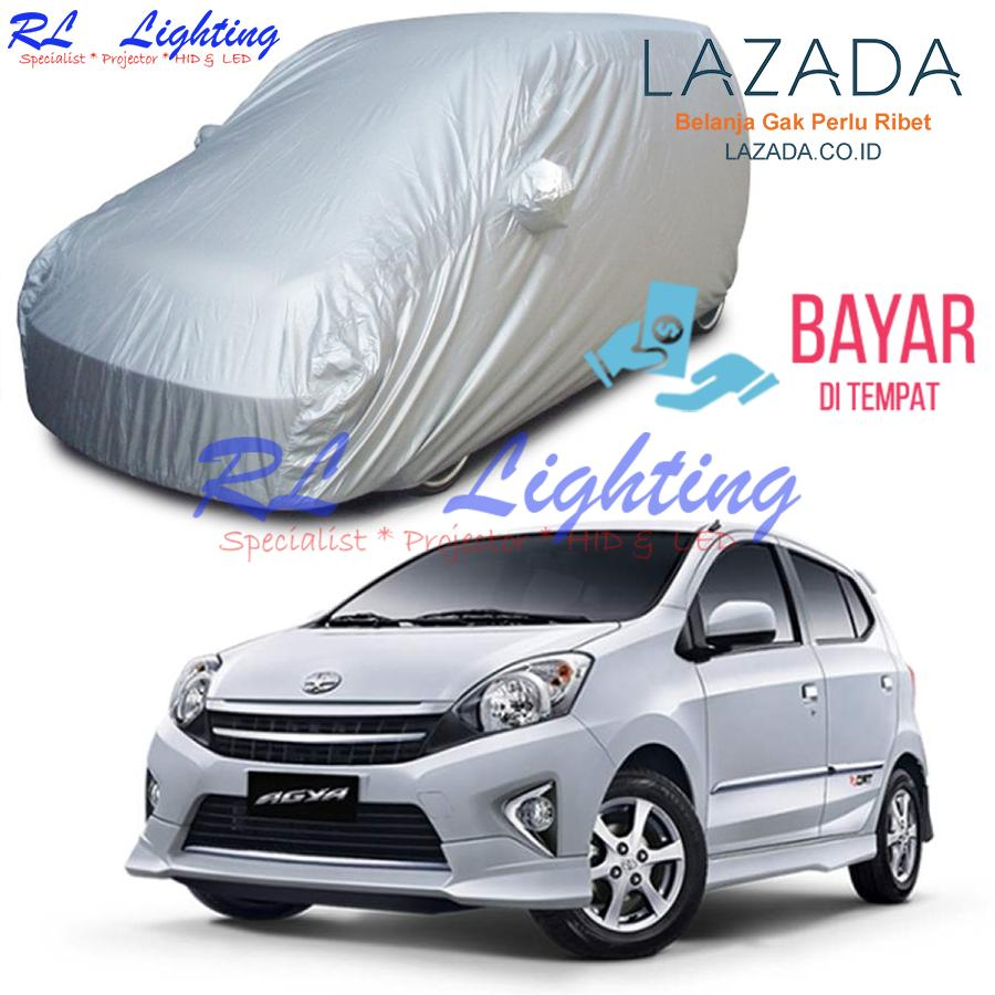 Toko 1Bh Body Cover Mobil Agya Terdekat