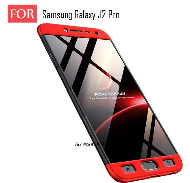 Fitur Samsung J2 Pro Case Ipaky 360 Full Body Hardcase Backcase Full