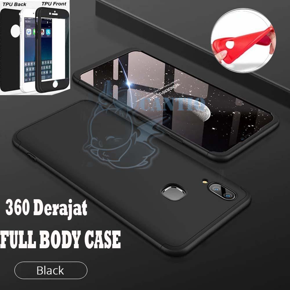 QCF Soft Case Vivo V9 Ukuran 6.3inch Softshell / Casing Vivo V9 2018 Jelly Case