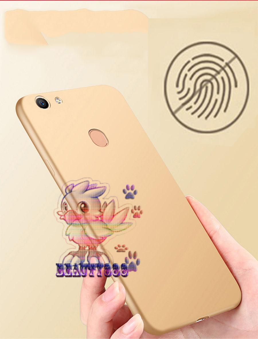 ... Lize Case Oppo F7 Rubber Silicone Anti Glare Skin Back Case / Silikon Oppo F7 ...