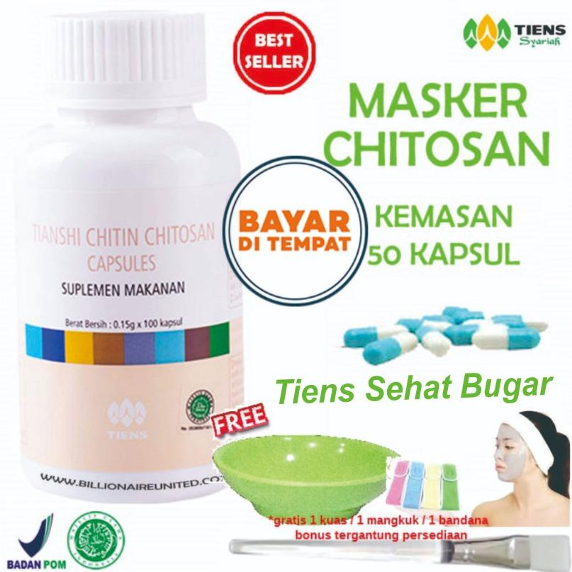 Review Tentang Tiens Masker Herbal Anti Jerawat Paket 50 Kapsul Gratis Hadiah Random By Tiens Sehat Bugar