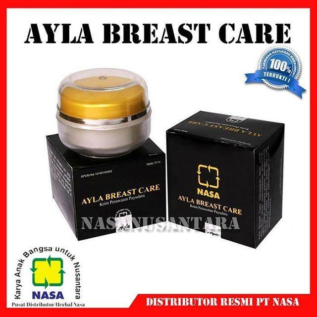 Ayla Breast Care Original Nasa Cream Pengencang dan Pembesar Payudara ( Pembayaran COD)
