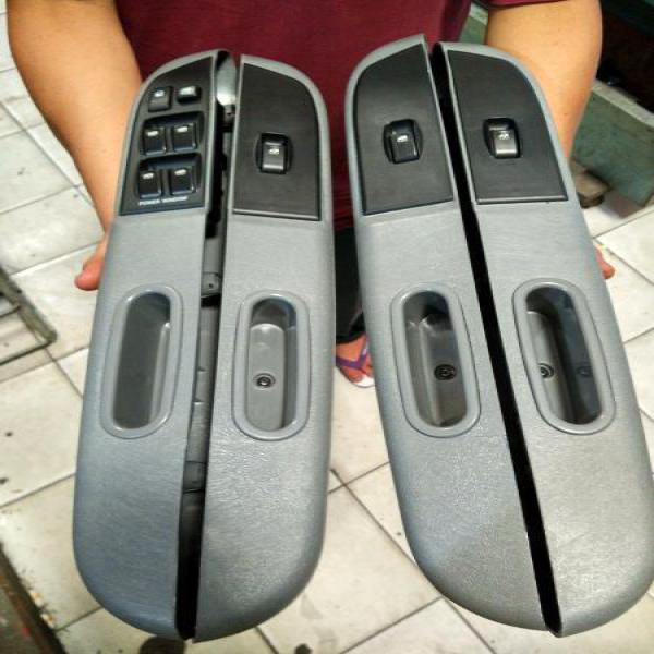1set Switch/Saklar Power Window Kijang Kapsul Armrest
