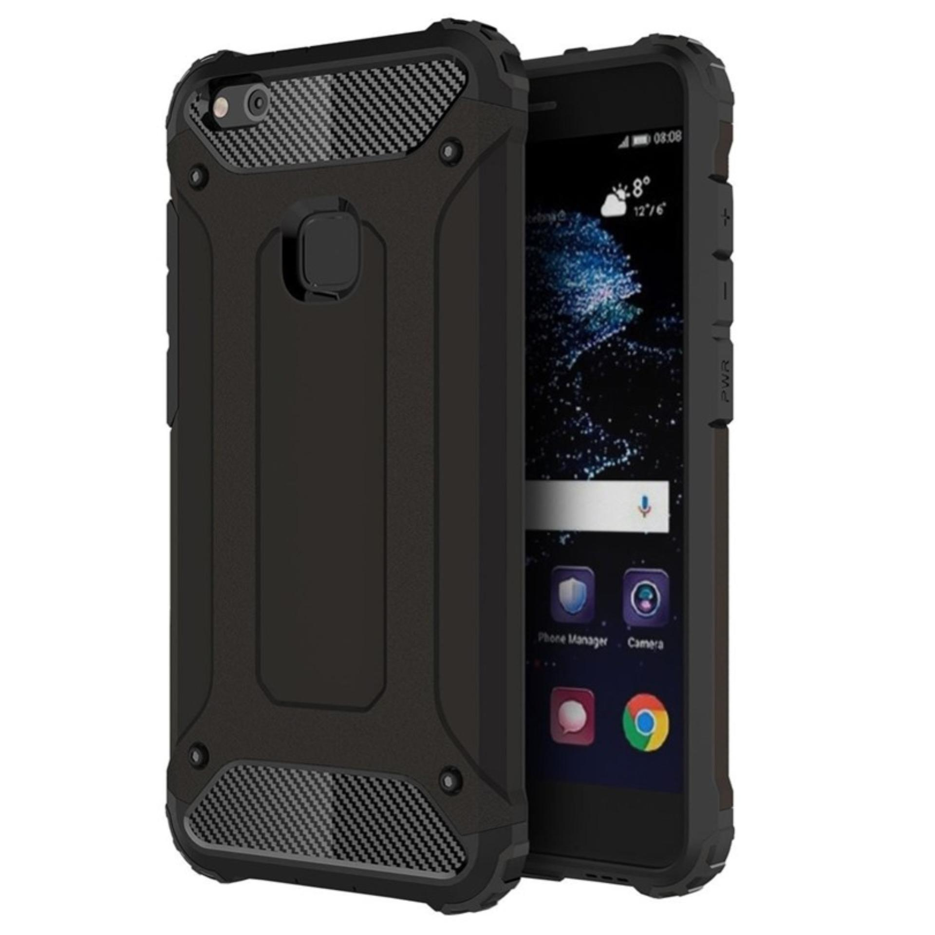 Case Hard Cover Robot Shockproof Armor For VIVO Y83 - Black