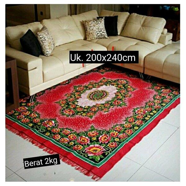 Berbulu Anti Selip Tikar Karpet Permadani Yang Menutupi Lantai 80 cm X 120 . Source ·
