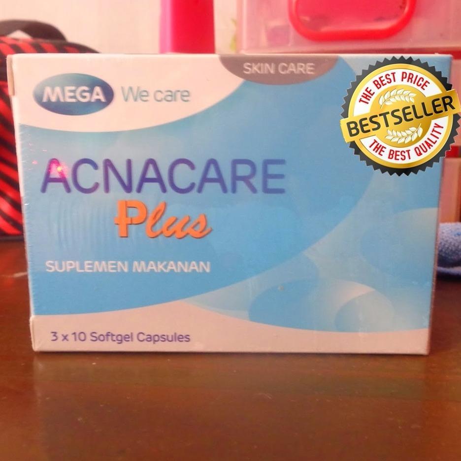 Acnacare Plus Obat menghilangkan Jerawat alami BPOM
