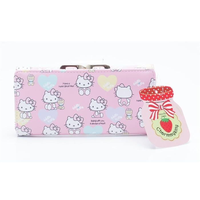 Review Hello Kitty Dompet Charmy Kitty 3 Imp Dan Harga Terkini