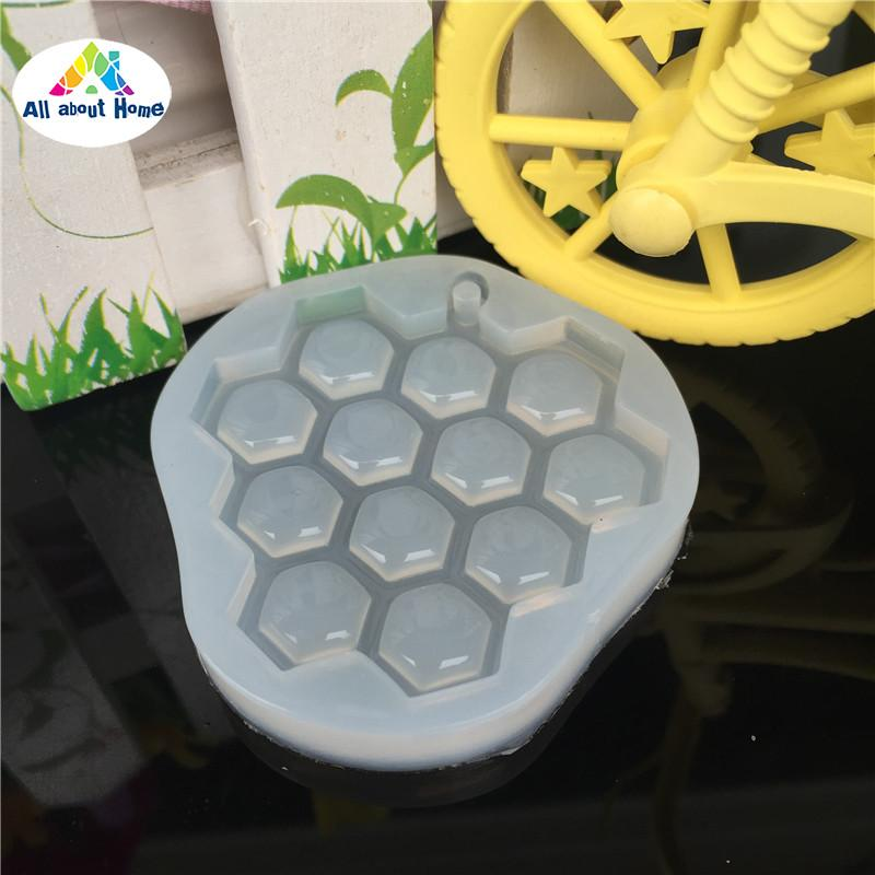 ABH Silicone Fondant Mould Chocolate Sugar Craft Mold DIY Cake Decorating Tool Kitchen Accessories - 2 ...