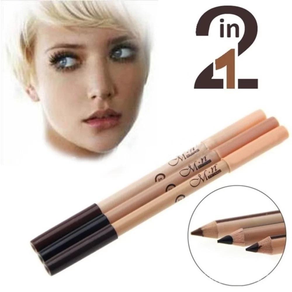 Cek Harga Baru Peiyen 2in1 Eyeliner Spidol Eyebrow Tinted Tattoo Kill Brow Mascara Aimons Menow Mn Pensil Alis Dan Concealer Pencil Seri No