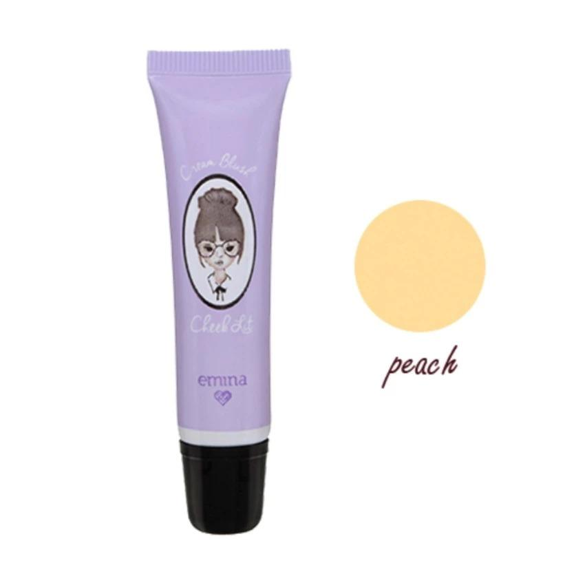 Emina Cheek Lit Cream Blush / Blush on / Perona Pipi HARGA PROMO
