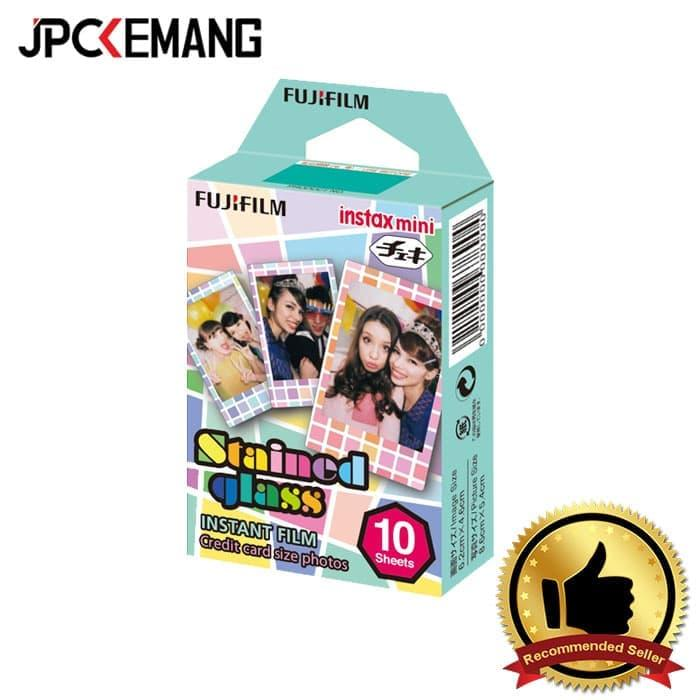 Paper Film Instax Mini Stained Glass jpckemang ...