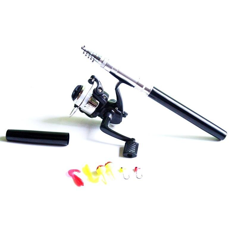 Spesifikasi Mini Fishing Rod Pen Extreme Portable 135 Cm Terbaik