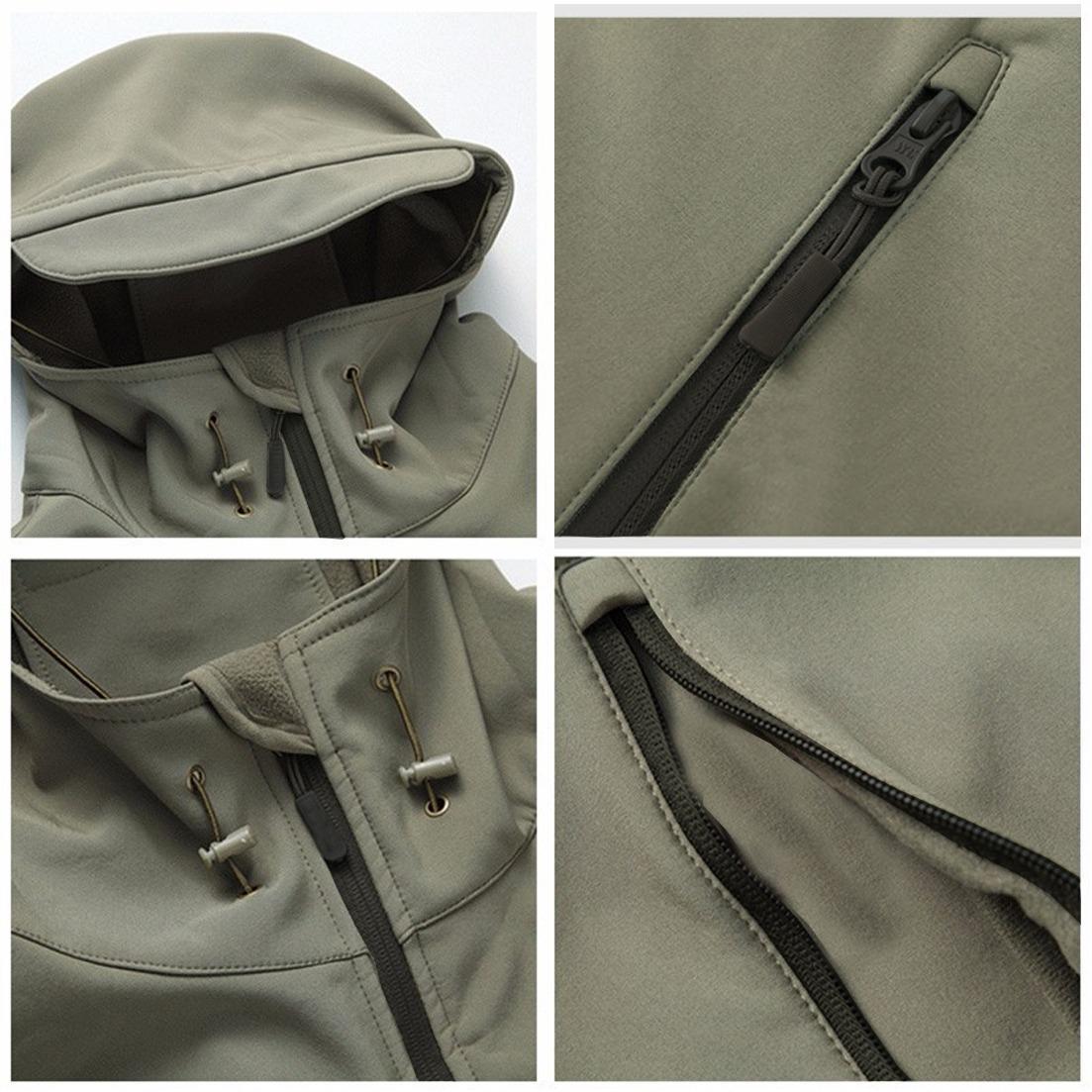 Cek Harga Baru Jaket Terbaru Tactical Tad Bravo Bahan Import Hijau Army Gear Anti Air Nyaman Dan Hangat Dipakai Cocok