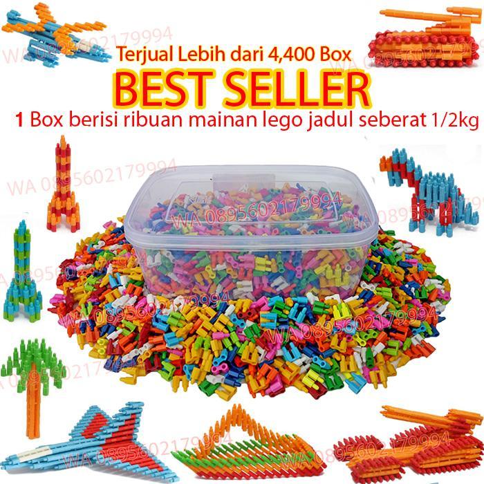 Mainan LEGO Mini Set Murah Meriah