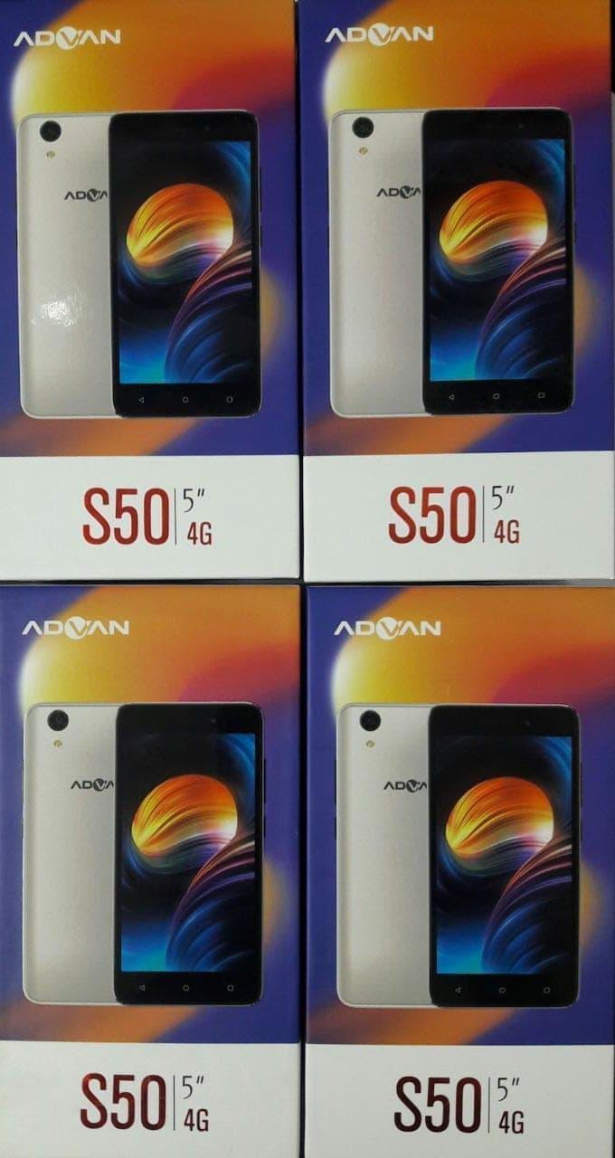 Features Advan Vandroid S50 Lte Garansi Resmi Dan Harga Terbaru Hp Tablet I7 Plus I Tab Ram Rom16 4