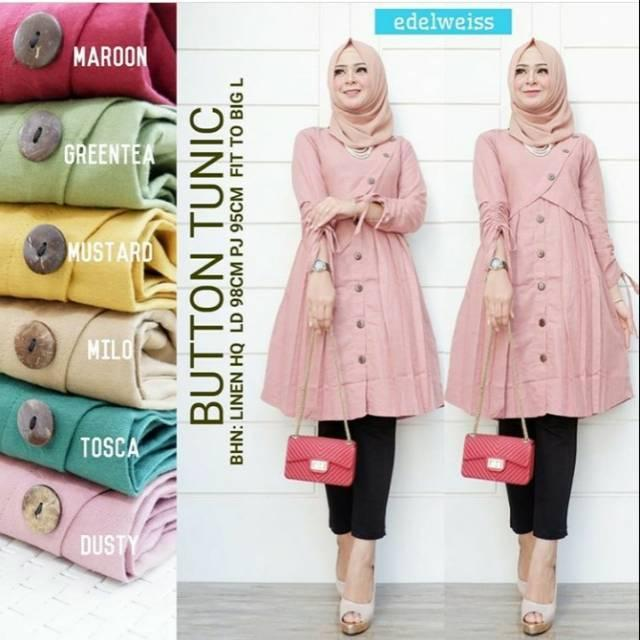 Sonia baju tunik model trendy