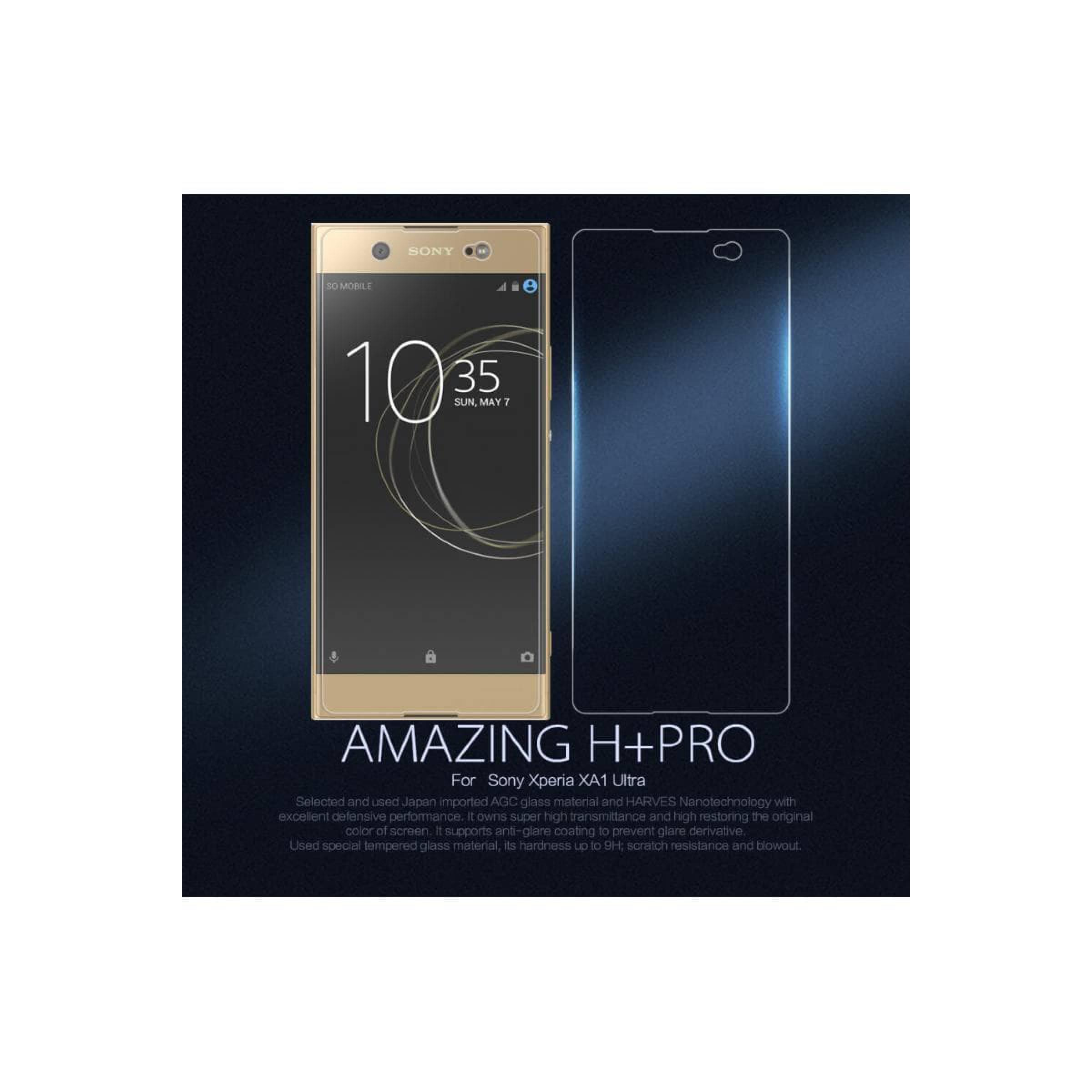 SONY Xperia XA1 Ultra Tempered Glass NILLKIN H+ Pro Anti Gores Kaca