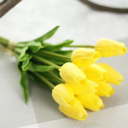 (READY)8 Warna Bunga TULIP Artifisial Bunga Palsu Dekorasi Ruangan Murah 32923b44ee