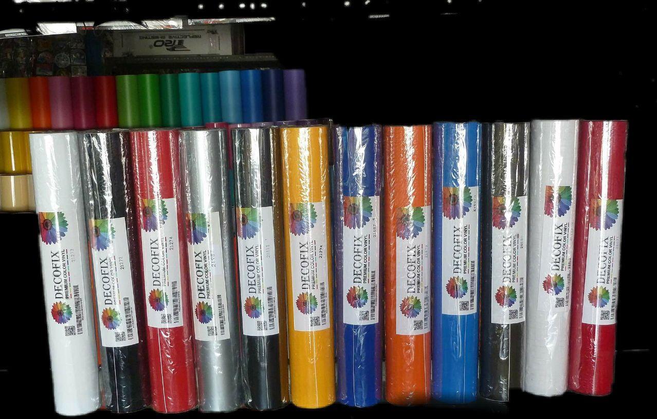 Fitur Sticker Skotlet Stiker Scotlite Profix Decofix Dcfix Dan Harga Lis Pelek Polos Strip List Velg Chrome Perak 1cm 3