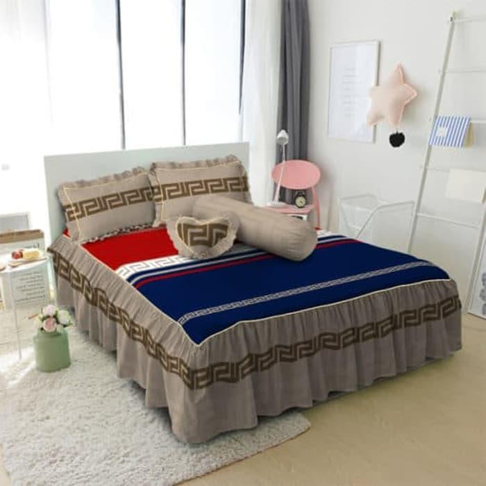 SPREI KINTAKUN RUMBAI GIVENCY No.1 KING 180 SEPRAI GARIS MINIMALIS Exclusive