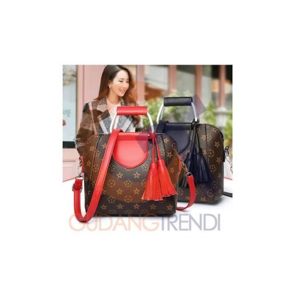 Tas Import Replica Louis Vuitton Tas Jinjing Kerja Wanita BE-8151