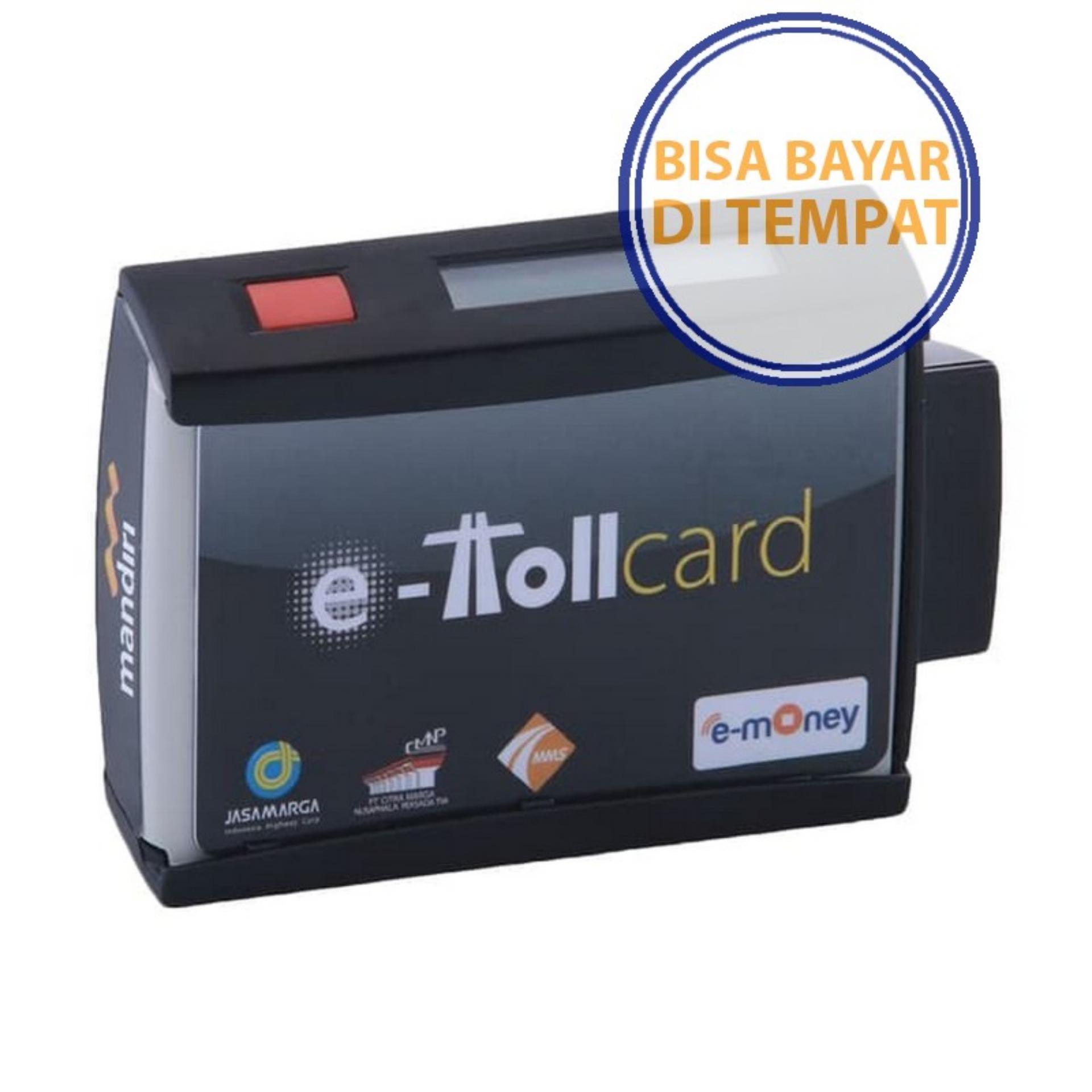 Fitur Limited Edition Kartu Emoney Batik 2 Mandiri E Money Card Toll Promo Saat Ini Mesin Etoll Pass On Board Unit Obu