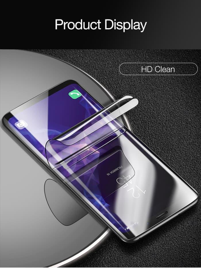 Features Benar Benar Transparan Glass Screen Protector Full Coverage