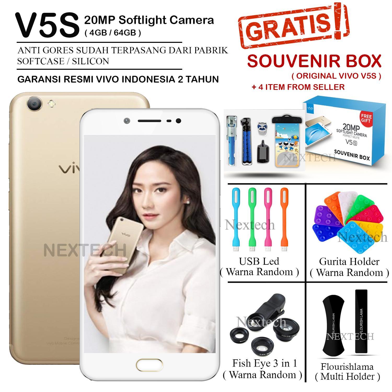 Vivo V5s 464gb Garansi Resmi Best Buy Indonesia Viivo Y55s Perfect Selfie Ram 4gb Rom 64gb Crown