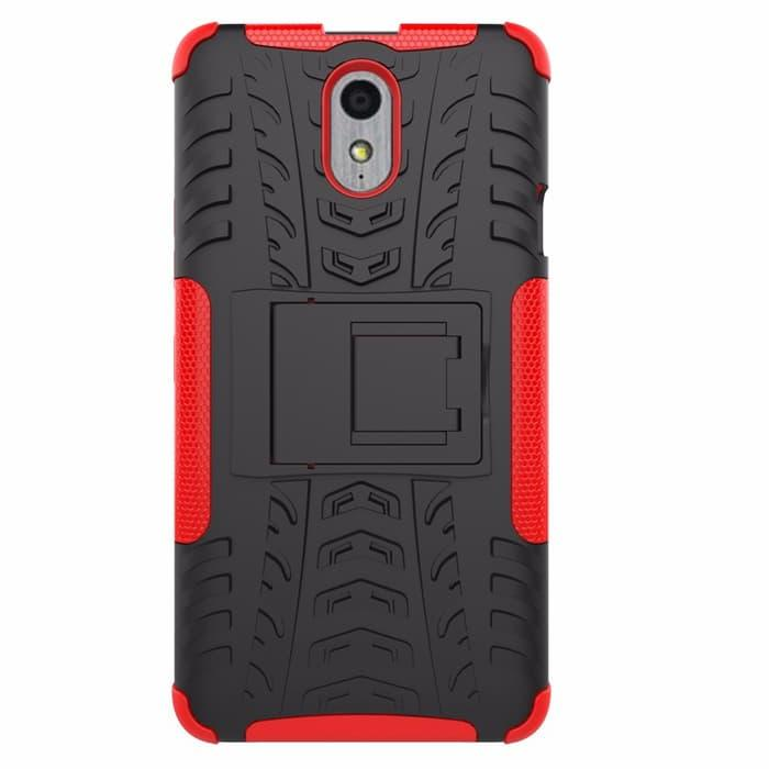 RUGGED ARMOR Lenovo Vibe P1m P1ma40 Case Shockproof Casing Cover Softcase Dual Layer .