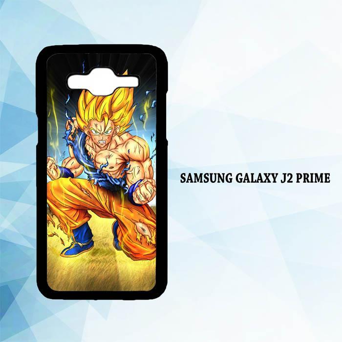 Casing Hardcase HP Samsung Galaxy J2 Prime  Dragon Ball Z X6058