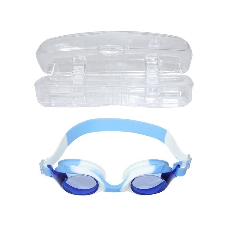 EELIC KAR-KR15 Kacamata Renang Untuk Anak-Anak Max 10 Tahun Anti Radiasi