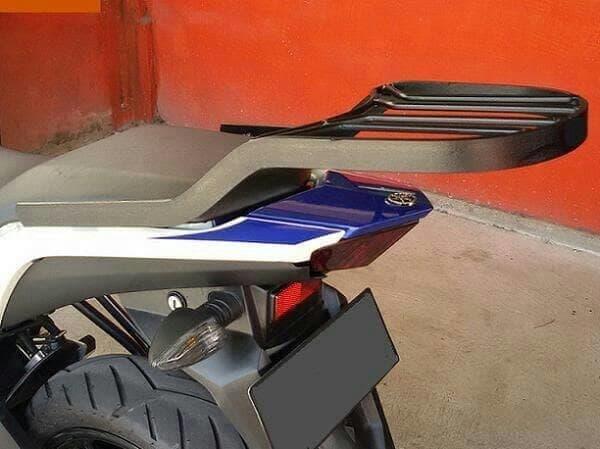 Breket Bracket Braket Dudukan Box Motor Yamaha Vixion New Lighting NVL - 2