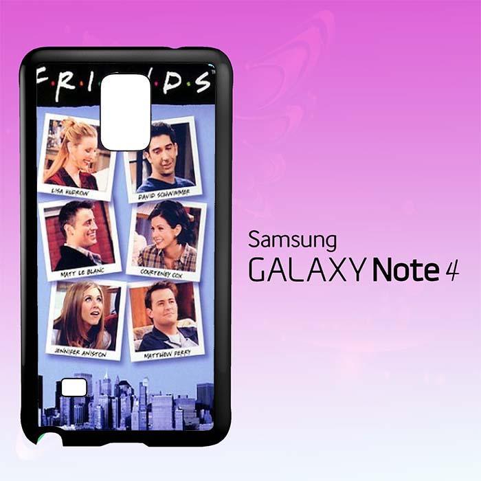 Friends TV Series X4134 Samsung Galaxy Note 4 Case
