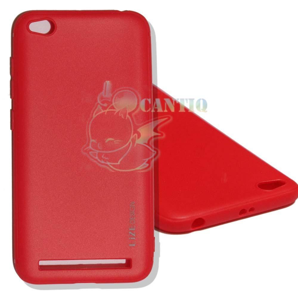 Gambar Produk Lize Xiaomi Redmi 5A Softshell / Soft Case / Jelly Case / Soft Back Case / Silicone Xiaomi Redmi 5A / Silicon / Silikon / Case Xiaomi Redmi 5A ...