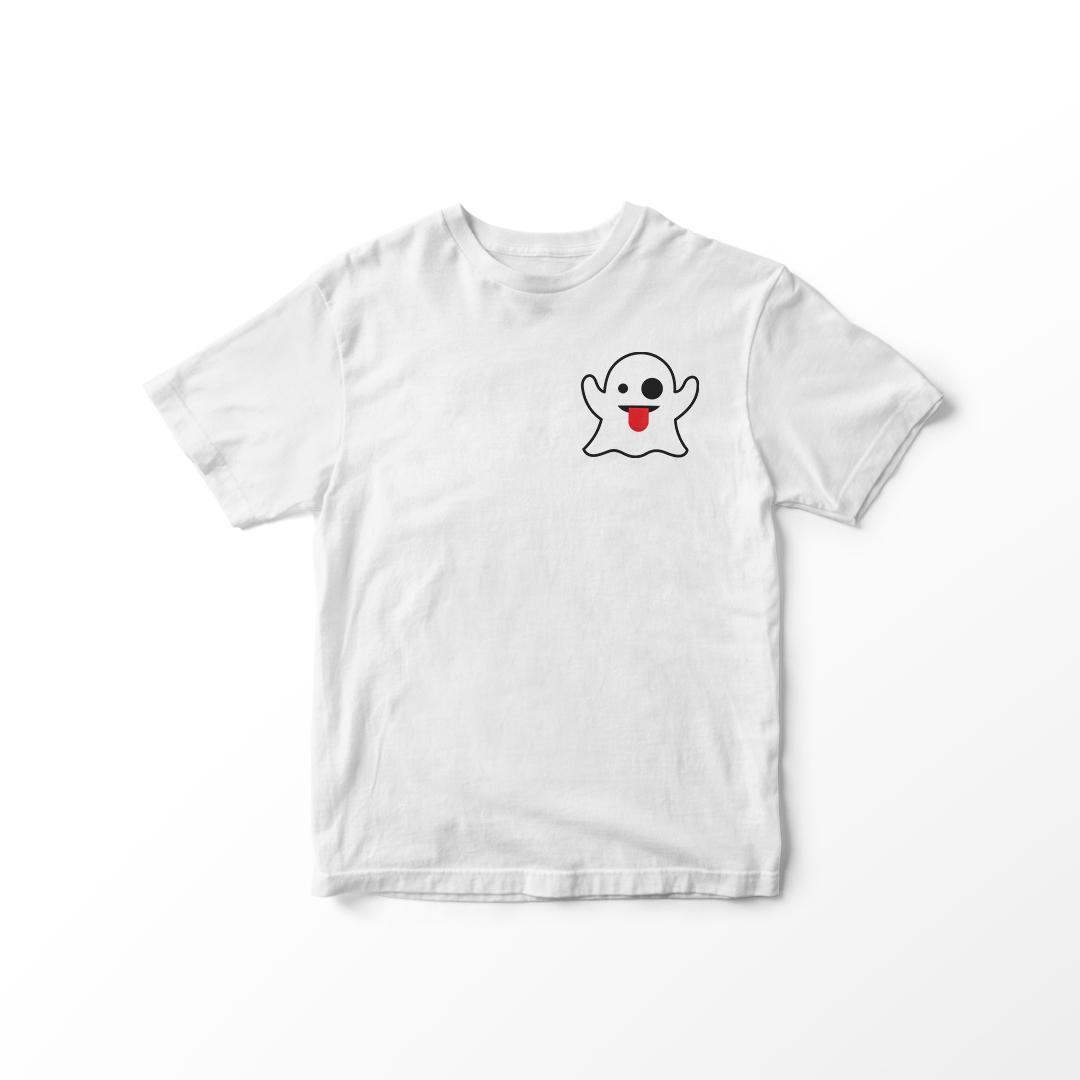 YGTSHIRT - T-shirt Baju GHOST SNAPCHAT Tumblr Tee Cewek / Kaos Wanita / Tshirt