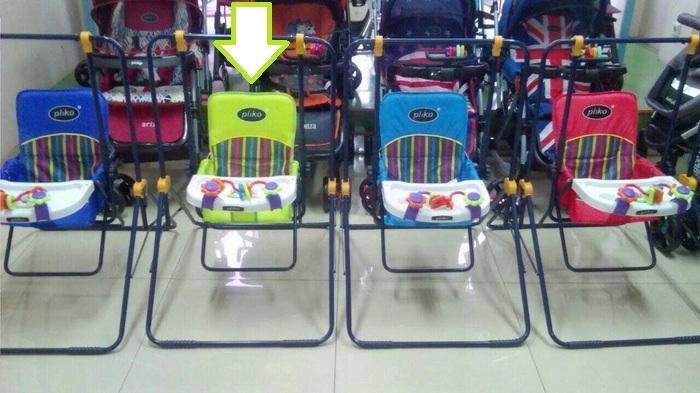 Pliko PK 02 Pliko baby swing kursi makan ayun bayi