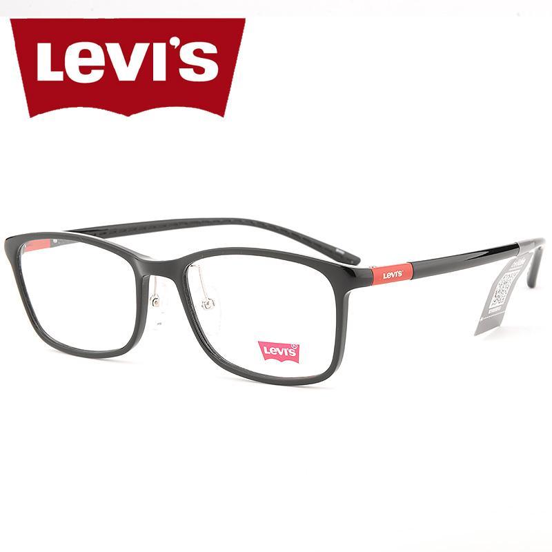 Levi 'S Frame Kacamata Bingkai Kacamata dengan Produk Jadi Kacamata Minus