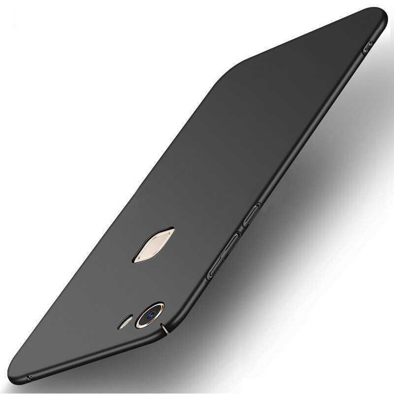 Vivo V7 Baby Skin Slim Matte Ultra Thin Hard Case Casing HP Murah Terbaru