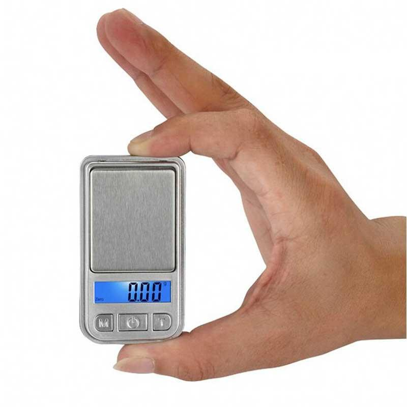 Beli Bigskyie 01G 100G Mini Ultrathin Jewelry Drug Digital Portable Pocket Scale Intl Secara Angsuran