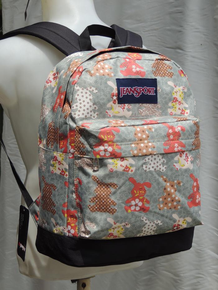 Tas Backpack Branded Wanita Cantik Berkelas  TAS jansport motif tas Punggung TAS ransel tas cewek tas trendy Grosir