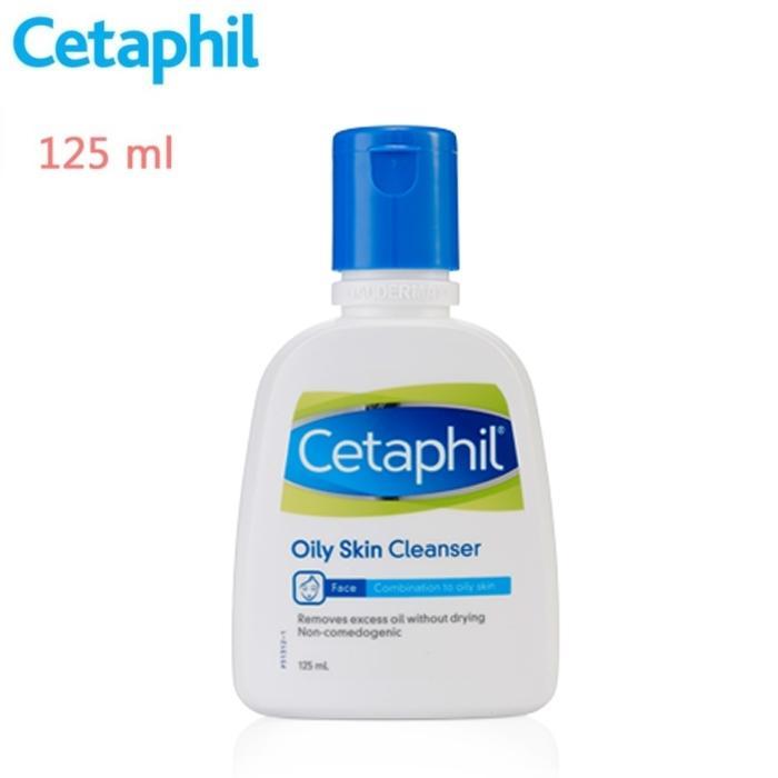 Harga Cetaphil Oily Skin Cleanser 125Ml Termurah