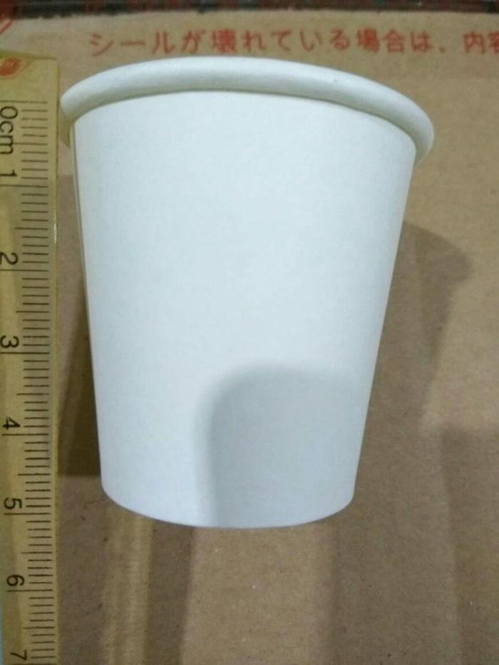 Sampling mini paper cup / gelas kertas 2.5 oz (+- ...