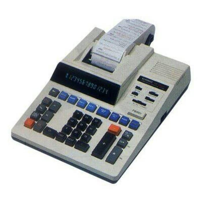 ORIGINAL MURAH - Casio DR-8420V - Kalkulator Struk/Printing