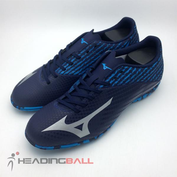 ... Sepatu Futsal Mizuno Original Basara 103 IN Peacoat Blue P1GF186403 - 3  ... a4c0df3344