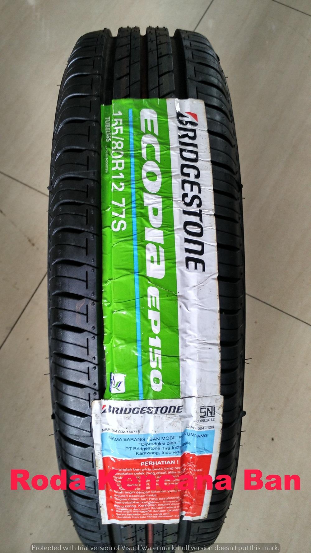 Bridgestone Ecopia Ep150 185 65r15 Ban Mobil 1 Set 4 Pcs Gratis Gt Champiro Bxt Pro 195 Vocer 155 80 R12