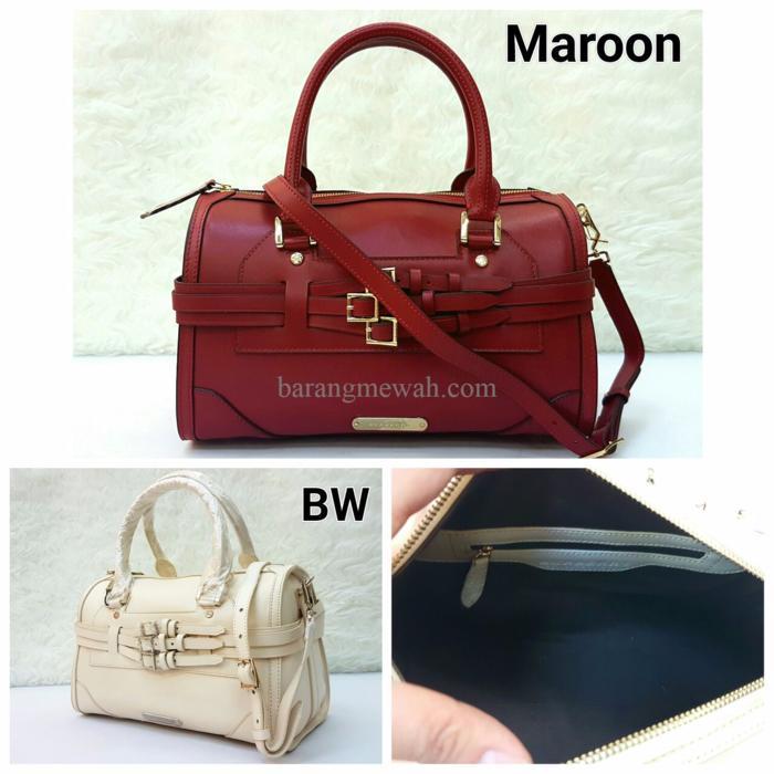 SPECIAL Burberry Speedy Belt Mirror Handbag / Tas Branded / Hand Bag T